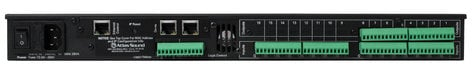 Atlas Sound BB-168AECDT 16 Input x 8 Output DSP Audio Processor with AEC and Dante BB-168AECDT