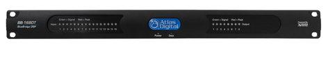 Atlas Sound BB-168DT 16 Input x 8 Output DSP Audio Processor with Dante BB-168DT