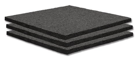 "Auralex SFIBERCHA25  24-Pack of 2' x 2' x 1"" SonoFiber Acoustic Panels in Charcoal SFIBERCHA25"