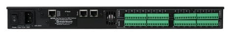 Atlas Sound BB-EB1616DT BlueBridge Expansion I/O Box with Dante BB-EB1616DT
