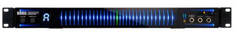 Korg Pitchblack Pro Rackmount Chromatic Tuner with CableChecker PB05