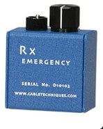 Cable Techniques RX Emergency 1-Ch Modular Mix Bus Interface RX-001