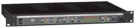 Mytek Digital 8X192ADDA-BUNDLE 8-Channel 192kHz/DSD Hi-Performance A/D and D/A Converter with DIO Option Cards 8X192ADDA-BUNDLE