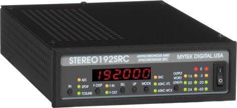 Mytek Digital STEREO192 SRC Digital Audio Sample Rate Converter STEREO192-SRC
