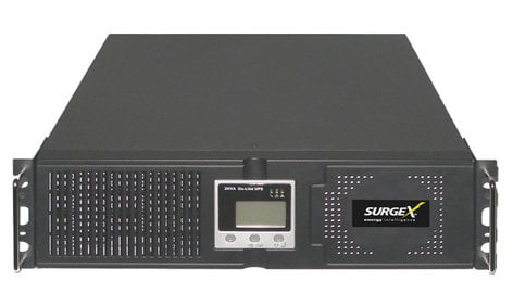SurgeX UPS-3000-OL  3RU 30A 3000VA 5-Outlet Standalone Battery Backup UPS-3000-OL
