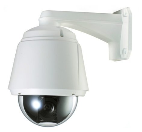Speco Technologies HTSD37X  Indoor-Outdoor Day & Night Dome Camera with 37x Optical Zoom Lens HTSD37X
