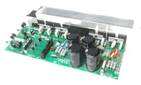 QSC WP-200823-TS  Main Power PCB 2 For CMX800V WP-200823-TS