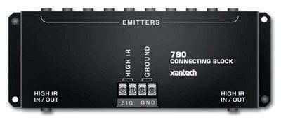 Xantech 079000 Multiple Emitter Connecting Block for 079144/079210 079000