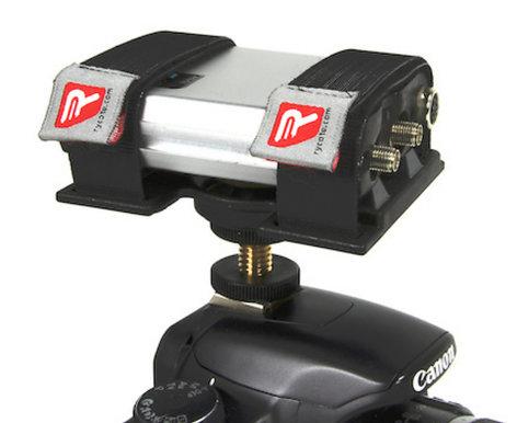 Rycote 157406  Wireless Receiver Bracket MKII 157406