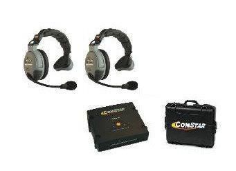 Eartec Co COMSTAR-XT2 2-Person Intercom System COMSTAR-XT2