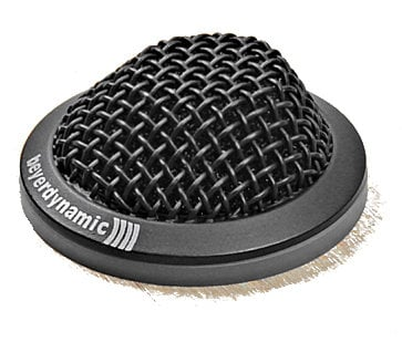 Beyerdynamic BMIR LED Illumination Ring for Classis BM and MPC Series Button Microphones BMR