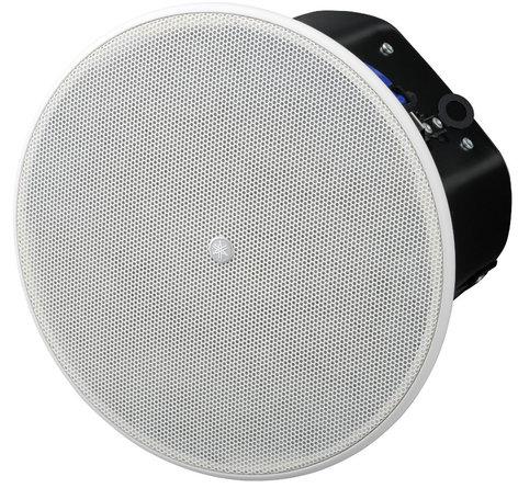 """Yamaha VXC6W 6"""" 8 Ohm/70V Ceiling Speaker in White VXC6W"""