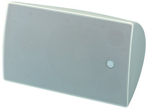 """Yamaha VXS8W 8"""" 2-Way Installation Speaker in White, Sold in Pairs VXS8W"""
