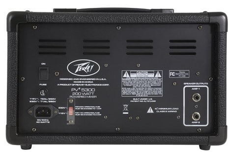 Peavey PV 5300 4-Channel Powered Mixer PV5300