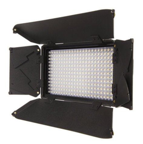 ikan Corporation iLED312-v2-KIT 3-Point LED Light Kit with Bag and Stands ILED-312-V2-KIT