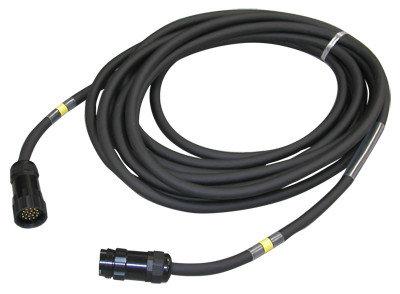 TMB Z1214KC75L 75' KC/PC1214 Cable with Labels Z1214KC75L