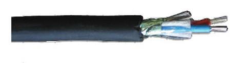 TMB ZDP45NS25L 25' Dataplex DMX Labeled Cable ZDP45NS25L