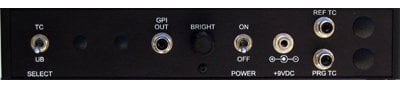 Horita TCC-100  Dual-Input Time Code Comparator TCC-100