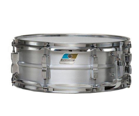 """Ludwig Drums LM404C  5"""" x14"""" Classic Acrolite Snare Drum LM404C"""