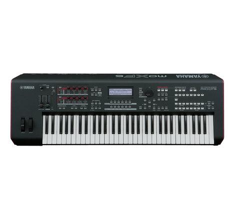 Yamaha MOXF6 61-Key Synthesizer Workstation MOXF6