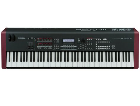 Yamaha MOXF8 88-Key Synthesizer Workstation MOXF8