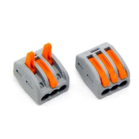 Gantom Lighting T-JUNCTION/3 Pair of 3-Wire T-Junctions T-JUNCTION/3