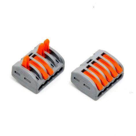 Gantom Lighting T-JUNCTION/5 Pair of 5-Wire T-Junctions T-JUNCTION/5
