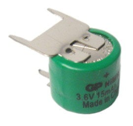 Harman Kardon HGP15BNH3A3H  3.6 Volt Battery For AVR335 HGP15BNH3A3H