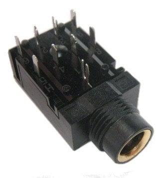 Denon 963643013700S  Headphone Jack For AVR2307C1 963643013700S