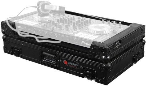 Odyssey FZPIDDJSXBL  Black Label Flight Zone Series DJ Controller Case for Pioneer DDJ-SX/S1/TI FZPIDDJSXBL
