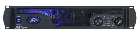Peavey IPR2 3000 1,500W Stereo Power Amplifier PV-IPR3000-II