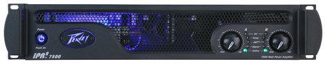 Peavey PV-IPR7500-II IPR2 7500 3750 Watt Stereo Power Amplifier PV-IPR7500-II