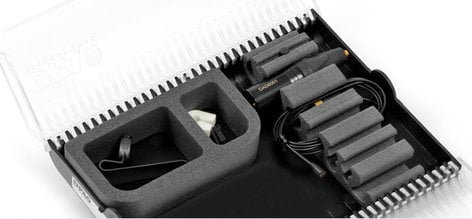 DPA Microphones LMK4060-B  Minature Omni Hi Sensitivity Microphone Kit with Microdot Connector and XLR Adaptor LMK4060-B