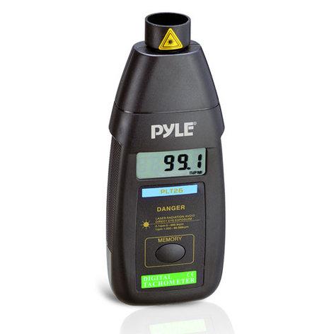 Pyle Pro PLT26 Digital Non-Contact Tachometer PLT26