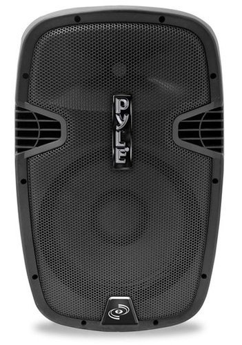 """Pyle Pro PPHP129WMU  1,000W 12"""" Portable Active Speaker with 2 Wireless Microphones PPHP129WMU"""