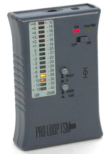 Williams Sound PLM FSMP Field Strength Meter PLM-FSMP