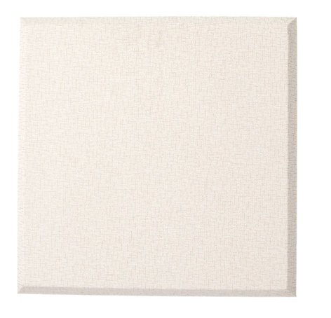 "Acoustic Geometry WLP122FRAMD2PK 1"" x 24"" x 24"" Wall Panel in Dove Gray WLP122FRAMD2PK"