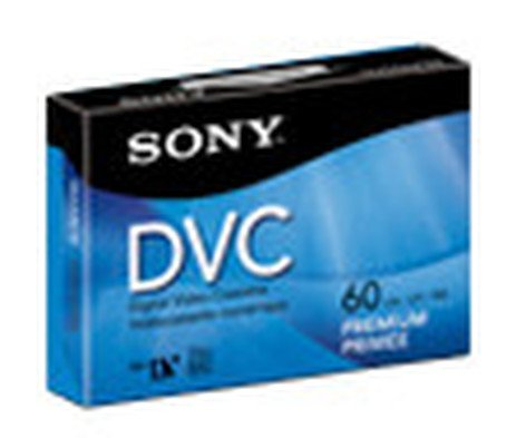 Sony DVM60PRR  60m Premium DVC Tape DVM60PRR