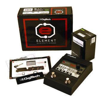DigiTech Element Guitar Modeling Processor ELEMENT