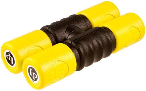 Latin Percussion LP441T-S Soft Twist Shaker in Yellow LP441T