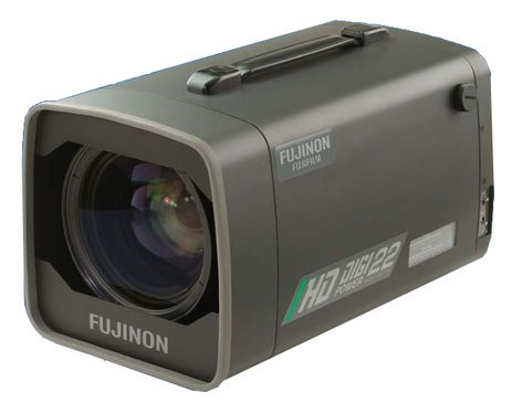 "Fujinon Inc XA22x7BES 2/3"" HDTV Fujinon Studio Lens (Box Type) XA22X7BES"