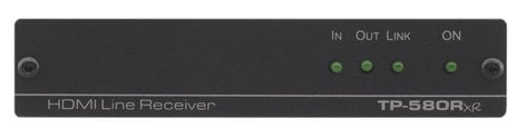 Kramer TP-580RXR HDMI - Bidirectional RS-232 & IR Over Extended Range HDBaseT Twisted Pair Receiver TP580RXR