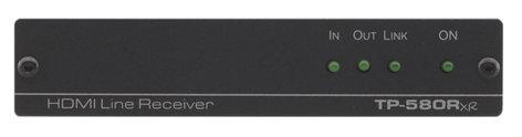Kramer TP-580RXR HDMI - Bidirectional RS-232 & IR Over Extended Range HDBaseT Twisted Pair Receiver TP580RXR