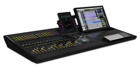 Avid 9935-65501-00 S6 M10 with 8 Faders & 5 Knobs 9935-65501-00