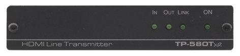 Kramer TP-580TXR HDMI - Bidirectional RS-232 & IR over Extended Range HDBaseT Twisted Pair Transmitter TP580TXR