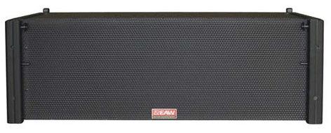 EAW-Eastern Acoustic Wrks KF740 700W Portable 3-Way Line Array Speaker in Black KF740-BLACK