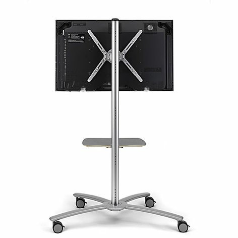 """Bretford Manufacturing FPP72  K-Base Flat Panel Display Cart for 42""""-61"""" Monitors FPP72"""