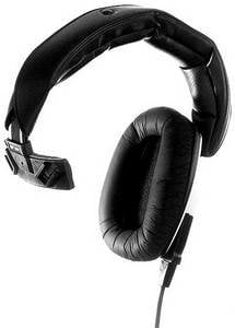 Beyerdynamic DT102 400 Headphone, Single Ear, 400 Ohm, Grey DT102-400/GREY