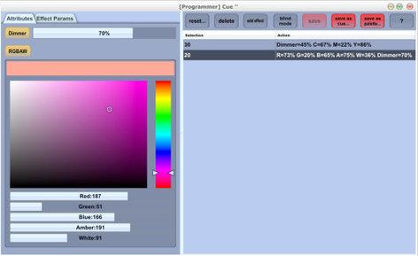 Enttec 70573 D-Pro 2U 2-Universe (1024 Channels) Lighting Control Software 70573