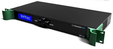 Enttec 70728 E-Streamer Mk 2 - 8-Universe License 70728